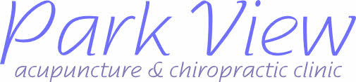 Park View Acupuncture and Chiropractic Clinic Text logo