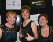 SplashFM Best Business Award Winners